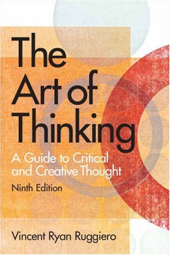 Art of Thinking  9th 2009 edition cover