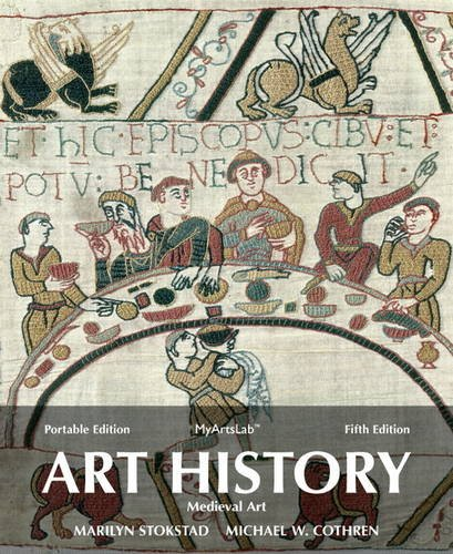 Art History Medieval Art 5th 2014 9780205949335 Front Cover