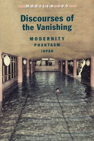 Discourses of the Vanishing Modernity, Phantasm, Japan N/A edition cover