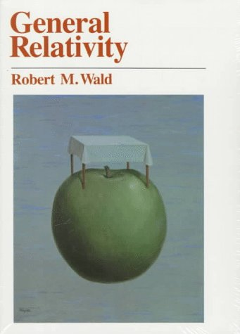 General Relativity  N/A edition cover