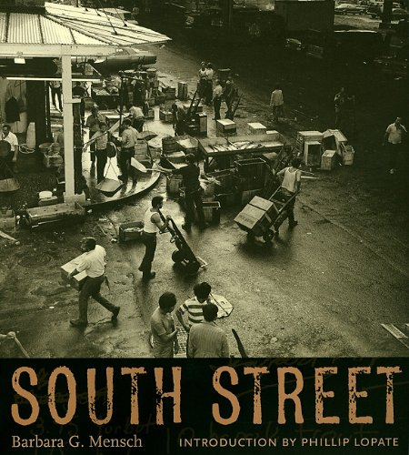 South Street   2009 9780231139335 Front Cover