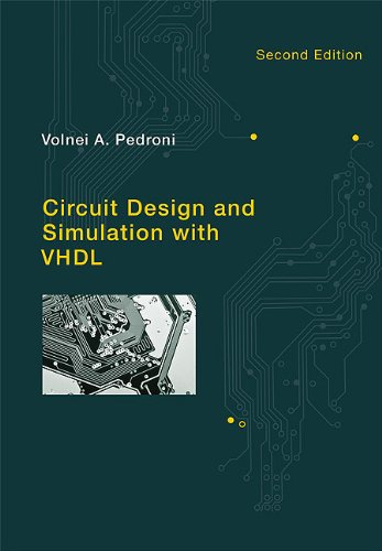 Circuit Design and Simulation with VHDL  2nd 2010 edition cover