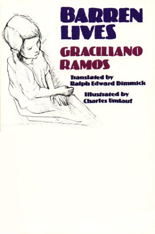 Barren Lives   1971 edition cover