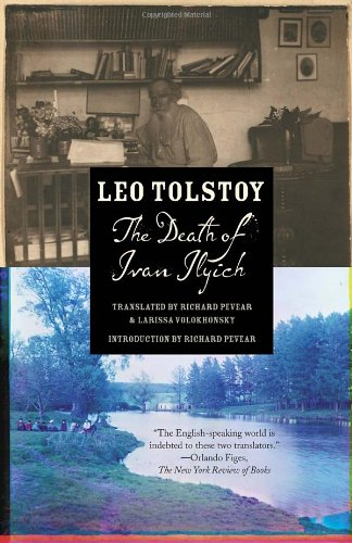 Death of Ivan Ilych   2012 edition cover