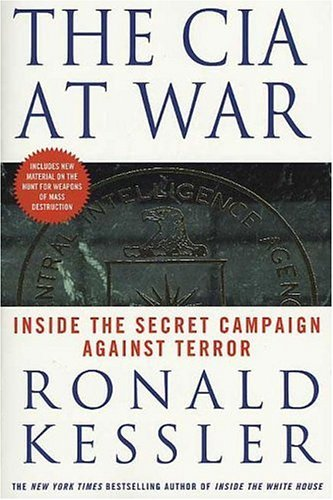 CIA at War Inside the Secret Campaign Against Terror Revised  edition cover