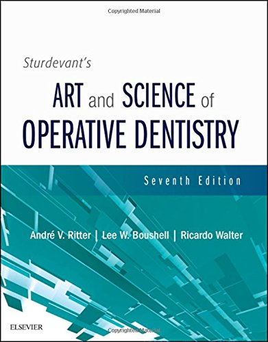 Cover art for Sturdevant's Art and Science of Operative Dentistry, 7th Edition