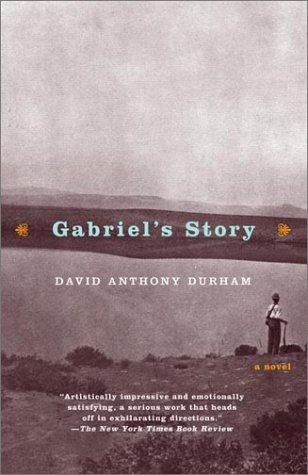 Gabriel's Story A Novel  2002 edition cover