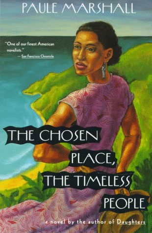 Chosen Place, the Timeless People   1984 edition cover