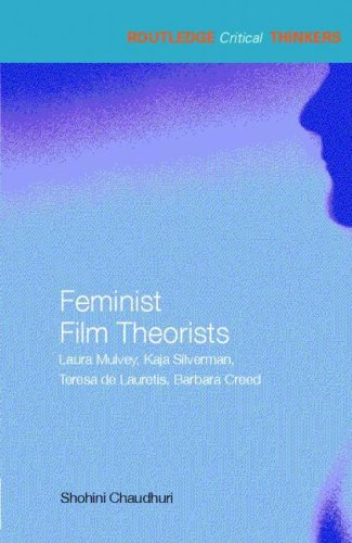 Feminist Film Theorists Laura Mulvey, Kaja Silverman, Teresa de Lauretis, Barbara Creed  2006 edition cover