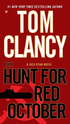 Hunt for Red October  N/A edition cover
