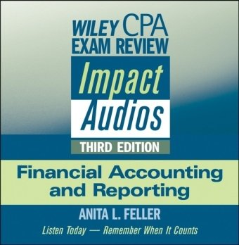 CPA Exam Review : Financial Accounting and Reporting 3rd 2008 edition cover