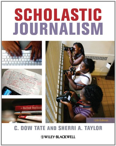 Scholastic Journalism  12th 2014 edition cover
