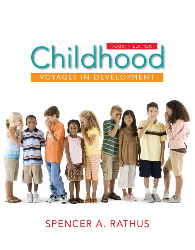 Childhood Voyages in Development 4th 2011 edition cover
