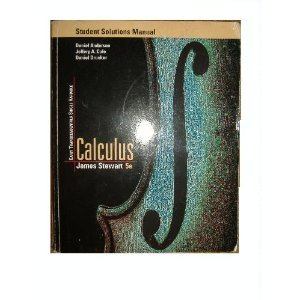 Ssm-Sv Calc Early Trans  5th 2003 edition cover