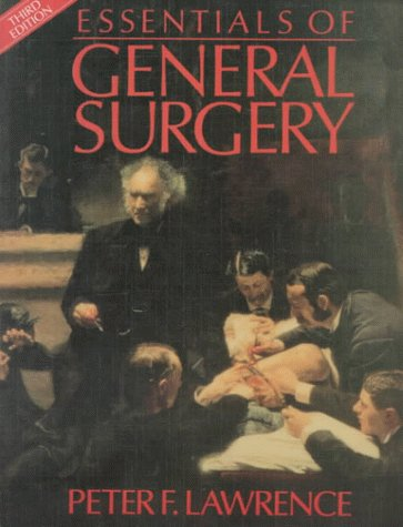 Essentials of General Surgery  3rd 2000 (Revised) 9780683301335 Front Cover