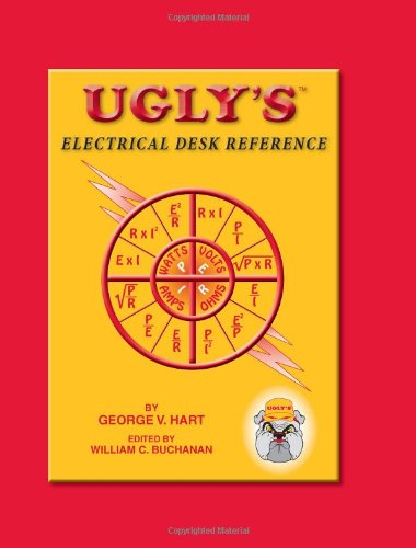 Ugly's Electrical Desk Reference  2010 edition cover