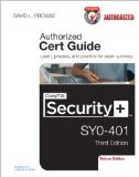 CompTIA Security+ SY0-401  3rd 2015 edition cover