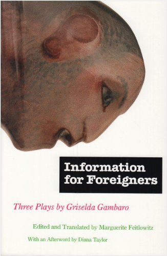 Information for Foreigners   1992 edition cover