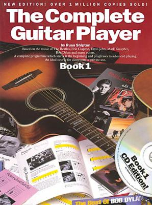 Complete Guitar Player  N/A 9780825619335 Front Cover