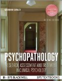 Psychopathology Research, Assessment and Treatment in Clinical Psychology 2nd 2014 9781118659335 Front Cover