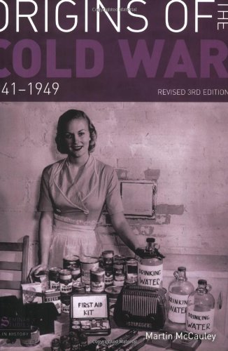 Origins of the Cold War, 1941-1949  3rd 2008 (Revised) edition cover