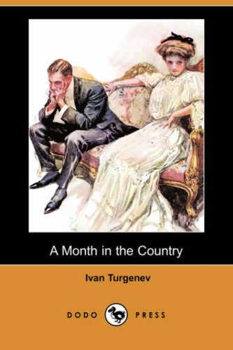 Month in the Country After Turgenev  2008 9781406570335 Front Cover