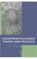 Counterintelligence Theory and Practice   2012 edition cover