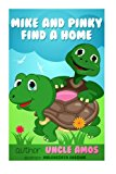Mike and Pinky Find a Home Bedtime Stories Book for Children's about Turtles-Good Night and Bedtime Children's Story Book Collection Large Type 9781493569335 Front Cover