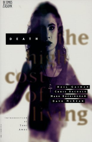 Death The High Cost of Living  1994 (Revised) edition cover