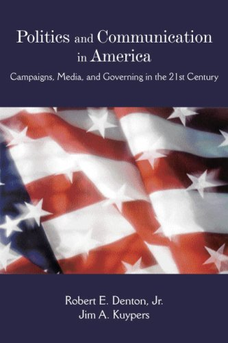 Politics and Communication in America   2008 edition cover