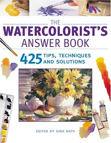 Watercolorist's Answer Book   2005 edition cover