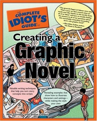 Creating a Graphic Novel   2004 edition cover