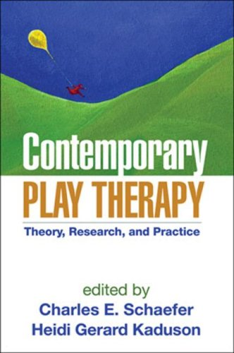 Contemporary Play Therapy Theory, Research, and Practice  2006 edition cover