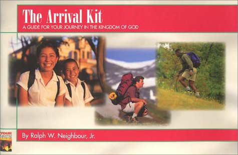 Arrival Kit   2001 edition cover