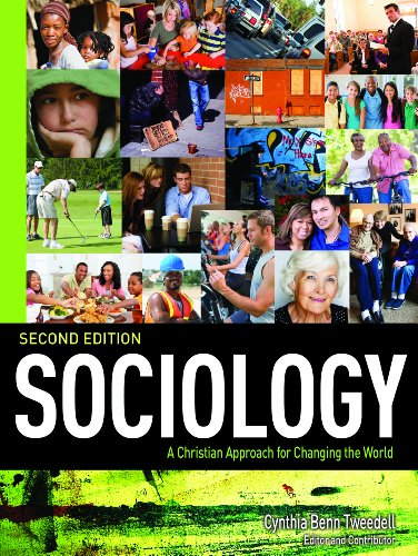SOCIOLOGY:CHRISTIAN APPROACH F/CHANG... N/A edition cover