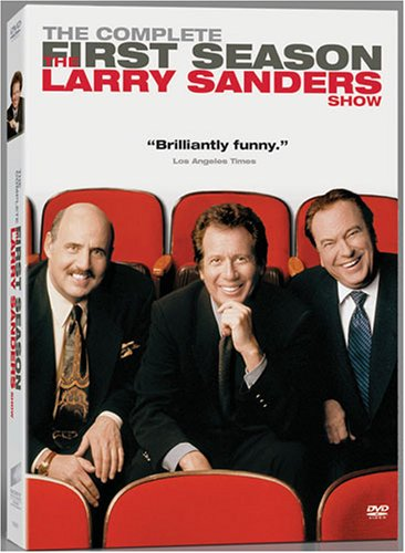 The Larry Sanders Show: Season 1 System.Collections.Generic.List`1[System.String] artwork