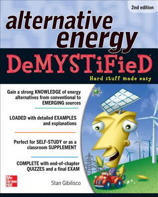 Alternative Energy  2nd 2013 edition cover