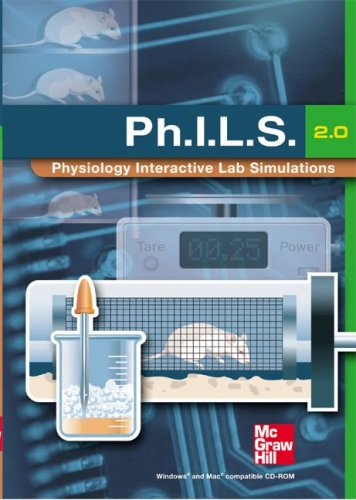 Ph. I. L. S. version 3. 0 CD-ROM  2nd 2008 9780073349336 Front Cover