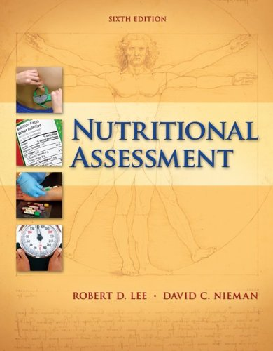 Nutritional Assessment  6th 2013 edition cover