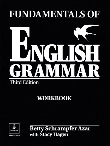 Fundamentals of English Grammar  3rd 2003 edition cover