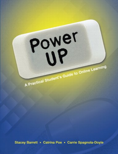 Power Up   2009 (Student Manual, Study Guide, etc.) 9780135029336 Front Cover