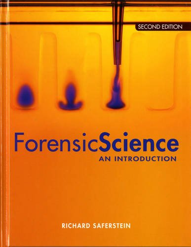Forensic Science An Introduction 2nd 2011 9780135074336 Front Cover
