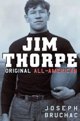 Jim Thorpe, Original All-American  N/A edition cover