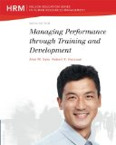 MANAGING PERFORM.THROUGH TRAIN N/A 9780176507336 Front Cover