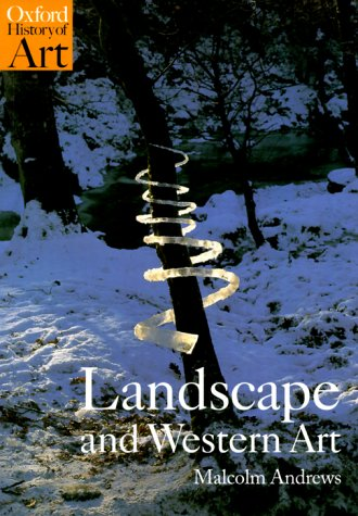 Landscape and Western Art   1999 9780192842336 Front Cover