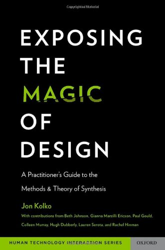 Exposing the Magic of Design A Practitioner's Guide to the Methods and Theory of Synthesis  2011 edition cover
