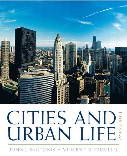 Cities and Urban Life  5th 2010 edition cover