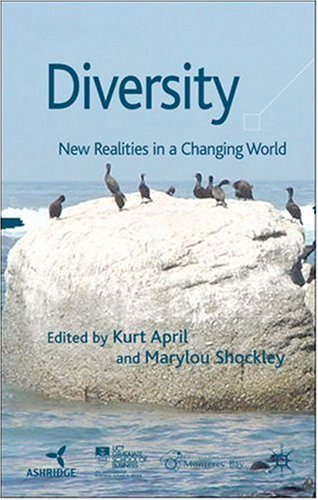 Diversity New Realities in a Changing World  2007 9780230001336 Front Cover