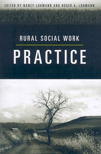 Rural Social Work Practice   2008 edition cover