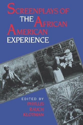 Screenplays of the African American Experience   1991 9780253206336 Front Cover
